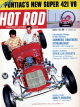 Car Magazine, March 1, 1963 - Hot Rod