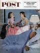 Saturday Evening Post, January 24, 1953 - Telling Mom About Her Date
