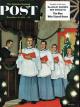 Saturday Evening Post, December 26, 1953 - Boys Christmas Choir