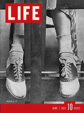 Original Life Magazine from June 1937, 7 - Old Life Magazines