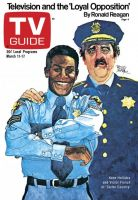 TV Guide, March 11, 1978 - Kene Holliday and Victor French of 'Carter Country'
