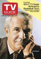 TV Guide, March 20, 1971 - Harry Reasoner