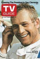 TV Guide, April 17, 1971 - Paul Newman