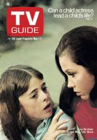 TV Guide, May 1, 1971 - Lisa Gerritsen and Mary Tyler Moore
