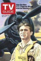 TV Guide,  July 15, 1978 - Robert Conrad of 'The Black Sheep Squadron'