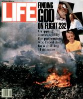 Life Magazine, September 1, 1989 - Flight 232 Plane Crash