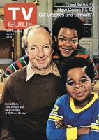 TV Guide,  February 2, 1980 - Conrad Bain, Todd Bridges and Gary Coleman of 'Diff'rent Strokes'