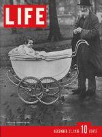 Life Magazine, December 21, 1936 - Beaverbrook Baby