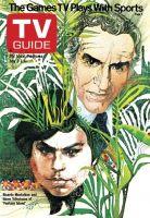 TV Guide, July 1, 1978 - Ricardo Montalban and Hervé Villechaize of 'Fantasy Island'