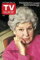 TV Guide, May 12, 1973 - Shirley Booth of 'A Touch of Grace'