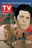 TV Guide, September 22, 1973 - Jack Lord and James MacArthur of 'Hawall Five-o