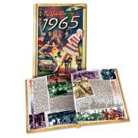 1965 MiniBook: 55rd Birthday or Anniversary Gift