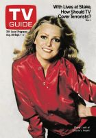 TV Guide,  August 26, 1978 - Cheryl Ladd of 'Charlie's Angels'