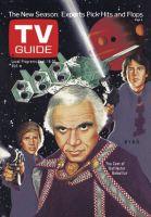 TV Guide, September 16, 1978 - The Cast of 'Battlestar Galactica'