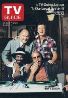 TV Guide, October 21, 1978 - The Cast of 'WKRP in Cincinnati'