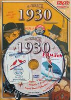 Events of 1930 DVD W/Greeting Card