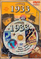 Events of 1932 DVD W/Greeting Card