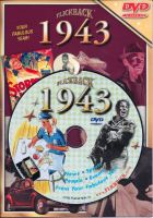 Events of 1943 DVD W/Greeting Card