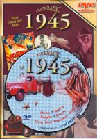 Events of 1945 DVD W/Greeting Card
