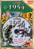 Events of 1954 DVD W/Greeting Card