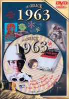 Events of 1963 DVD W/Greeting Card