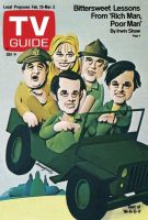 TV Guide, February 25, 1978 - Cash of 'M*A*S*H'