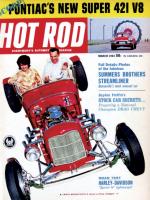 Car Magazine, March 1, 1963 - Hot Rod