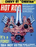 Car Magazine, March 1, 1964 - Hot Rod