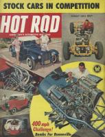 Car Magazine, August 1, 1961 - Hot Rod