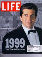 Life Magazine, January 1,  2000 - Year In Pictures