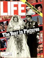 Life Magazine, January 1, 1982 - Year In Pictures