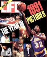 Life Magazine, January 1, 1992 - Year In Pictures