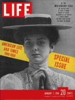 Life Magazine, January 2, 1950 - Midcentury issue