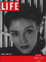 Life Magazine, January 8, 1951 - Janice Rule