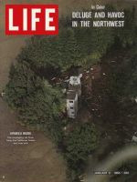 Life Magazine, January 8, 1965 - California floods