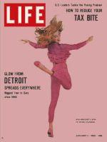 Life Magazine, January 11, 1963 - Ann-Margret