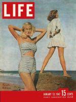 Life Magazine, January 13, 1947 - Styles for San Juan