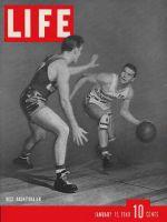 Life Magazine, January 15, 1940 - USC's Ralph Vaughn