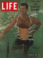 Life Magazine, January 15, 1965 - Senator Ted Kennedy