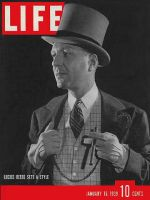 Life Magazine, January 16, 1939 - Lucius Beebe