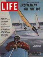 Life Magazine, January 19, 1962 - Iceboating