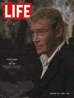 Life Magazine, January 22, 1965 - Peter O'Toole