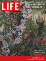Life Magazine, January 25, 1960 - Colonists' tales