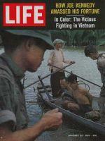 Life Magazine, January 25, 1963 - Mekong Delta