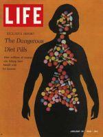 Life Magazine, January 26, 1968 - Diet Pills
