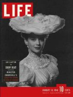 Life Magazine, January 28, 1946 - Jan Clayton