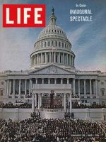 Life Magazine, January 29, 1965 - Johnson inauguration
