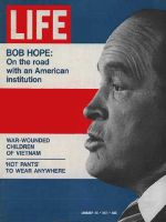 Life Magazine, January 29, 1971 - Bob Hope