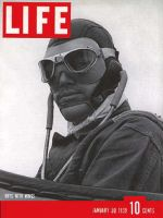Life Magazine, January 30, 1939 - Air cadet
