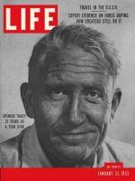 Life Magazine, January 31, 1955 - Spencer Tracy